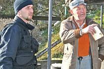 Policisté téměř ze všech útvarů (hlídkové služby i obvodních oddělení) kontrolovali chaty a chalupy na Mladoboleslavsku. Hovořili při tom i s vlastníky některých objektů.