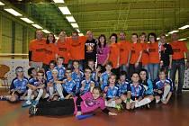 Florbalová Akademie vyhrála turnaj ve Švédsku