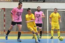 Divize futsalu: Malibu Mladá Boleslav - SC Veltěž