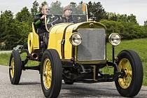 Oldtimer Bohemia Rally se letos pojede první červnový víkend