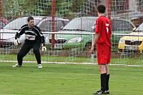 IV. třída: Kosořice B - Sporting MB