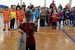 Turnaj minižáků v Mnichově Hradišti