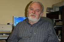 Ředitel Základní školy Dalovice Josef Musil.