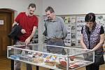 Ojedinělou expozici si návštěvníci mohou až do 17. května prohlédnout ve Státním okresním archivu v Mladé Boleslavi.