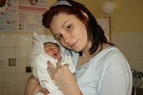 Monice Zápotocké a Jakubu Baborákovi z Mladé Boleslavi se v pondělí 10. března narodila dcera Daniela. Vážila 3,4 kg a měřila 50 cm.