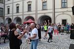 Zámecké slavnosti v Benátkách nad Jizerou 2017.
