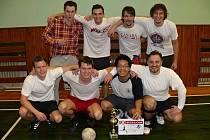 Loňské a předloňské šampiony, tým Friends z Benátek, letos přehrály Sojovice.