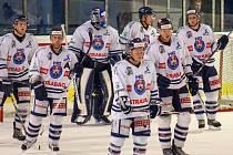 Přípravné utkání: HC Benátky nad Jizerou - Slovan Ústečtí Lvi