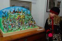 Výstava betlémů v Muzeu v Mnichově Hradišti