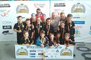 Vítězové letošního ročníku silně obsazeného Nisa Open jsou z Boleslavi.