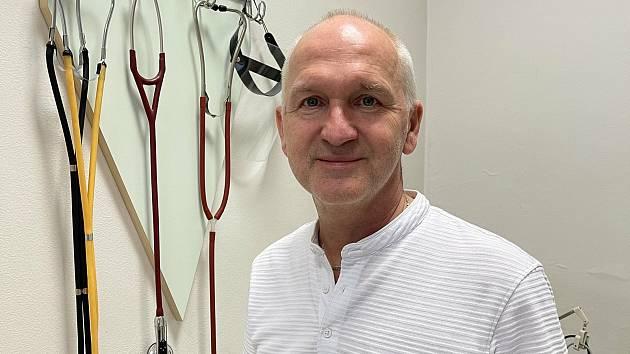 Martin Borský patří mezi špičku v očkování. Především ale testuje na covid.