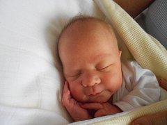 VERONIKA Hoření se narodila 21. října, vážila 2,69 kilogramů a měřila 49 centimetrů. Rodiče Michaela a Josef si ji odvezou domů do Dolní Krupé.