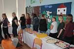 Soukromá střední škola Maja uspořádala v rámci akce Mléko do škol svůj projektový den.