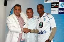 Nový hráč FK Mladá Boleslav Ludovic Silvestre
