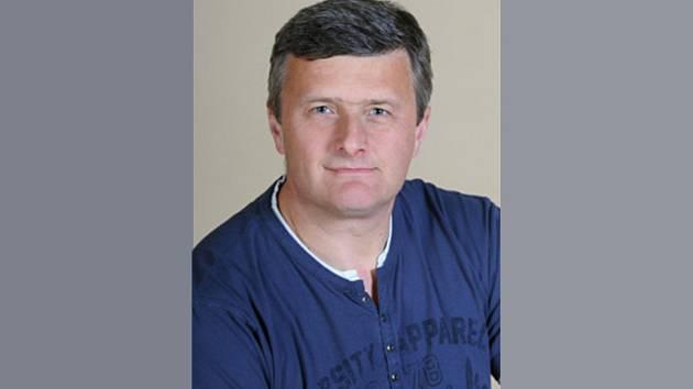 Tomáš Ježek, kandidát na předsedu OFS Mladoboleslavska.