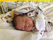 Petr Tran se narodil 4. května mamince Janě a tatínkovi Petrovi. Vážil 3,7 kg a měřil 50 cm. Doma v Bezně se na něj moc těší sestřička Terezka.