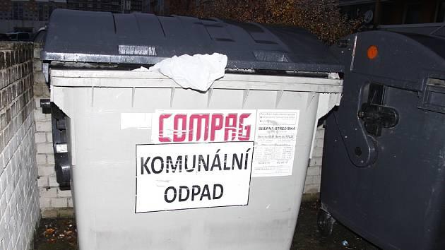 ilustrační foto - kontejner, odpady