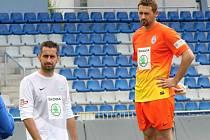 Předsezónní focení FK Mladá Boleslav