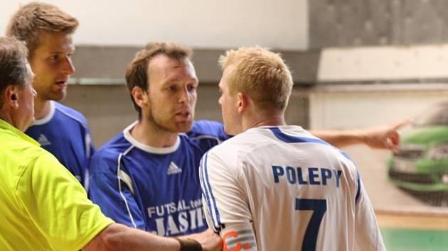 Futsalová kvalifikace o Divizi A