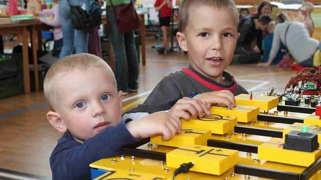 Festival chytrého učení na 5. základní škole v Mladé Boleslavi