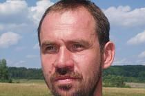 Horolezec Petr Mašek