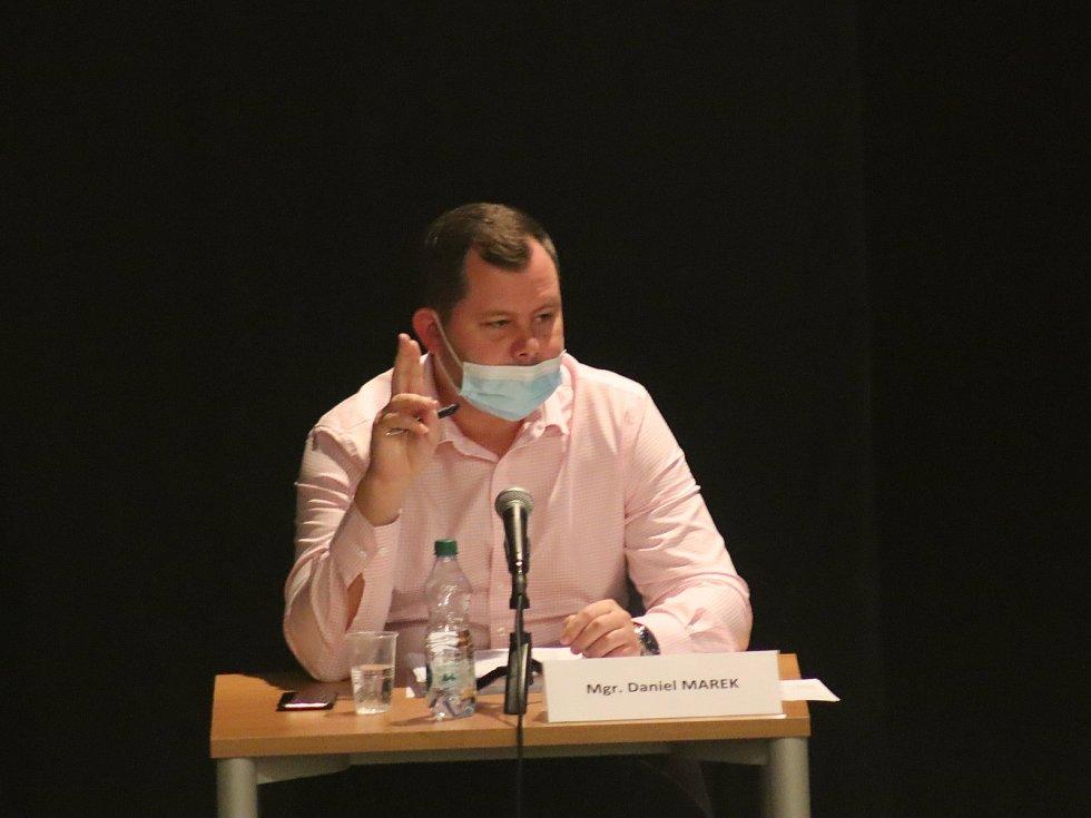 Mladoboleslavské zastupitelstvo 7. prosince 2020.