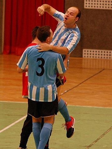 II. liga futsalu: FK Mladá Boleslav futsal - SK Kladno