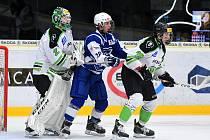 Hokej, extraliga staršího dorostu: BK Mladá Boleslav - Kometa Brno.