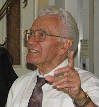 Josef Novák v roce 2007
