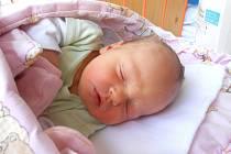 ANETKA Řezáčová přišla na svět 13. prosince s mírami 3,43 kg a 50 cm. Maminka Markéta  a tatínek Dušen si ji odvezou domů do Horních Stakor, kde už se na ni těší sestřička Nikolka.