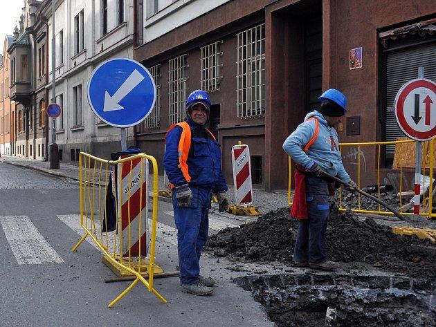 Jaselská ulice má rekonstrukci za sebou
