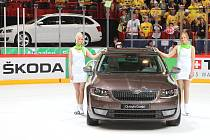 Škoda Auto poslala na mistrovství světa flotilu vozů