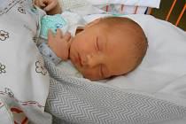 Josef Vávra se narodil 24. června, vážil 2,97 kg a měřil 46 cm. Maminka Květa a tatínek Josef si ho odvezou domů do Hradce Králové, kde už se na něho těší sestřičky Anička a Zdenička.