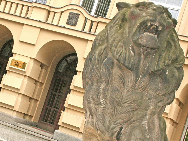 Budova okresního soudu v Mladé Boleslavi