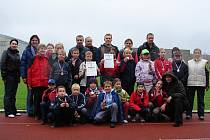Úspěšná výprava mladých boleslavských atletů na krajských přeborech v Liberci
