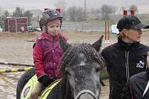 Jezdecké hry v Kněžmostě 2012