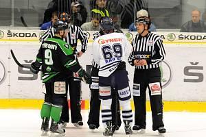 I. liga: BK Mladá Boleslav - HC Benátky nad Jizerou