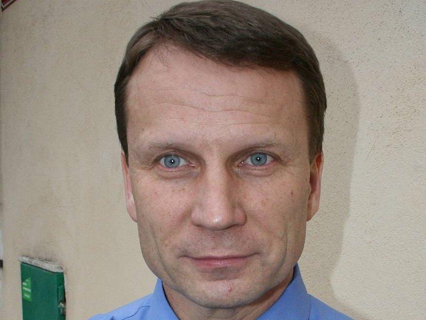Ředitel městské policie Mladá Boleslav Tomáš Kypta