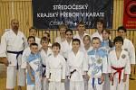 Auto Škoda - karate - krajské přebory 2013