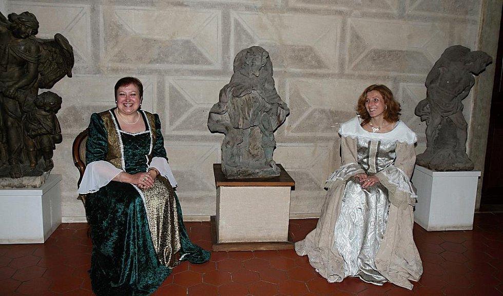 Muzejní noc v Benátkách nad Jizerou.
