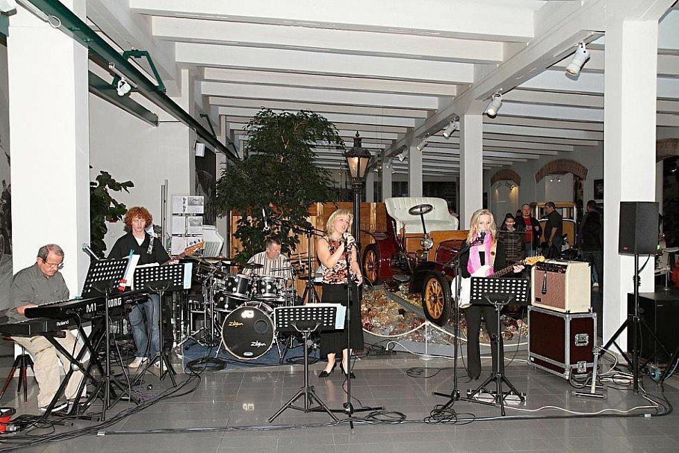 Muzejní noc ve Škoda Auto Muzeu.