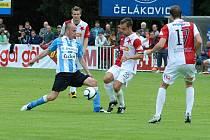 Z turnaje O pohár starosty obce Čelákovice