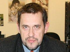 Vedoucí Odboru dopravy Magistrátu města Mladá Boleslav Josef Macoun.