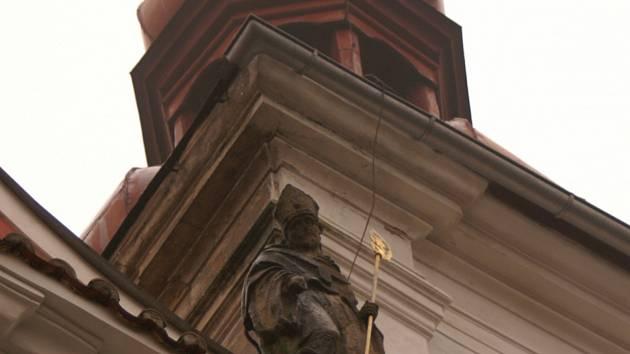 Kostel sv. Václava v Bělé pod Bezdězem