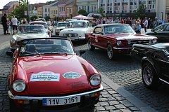 Oldtimer Bohemia Rally 2016