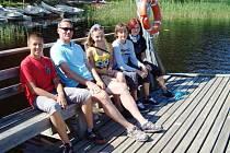Boleslavské děti se zúčastnily mezinárodního tábora ve Finsku.