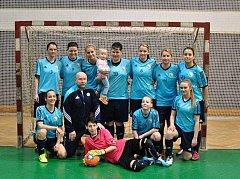 Tým žen FC Sporting Mladá Boleslav