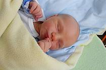 Jan Lev se narodil 21. ledna, vážil 3,06 kg a měřil 49 cm. Maminka Diana a tatínek Jan si ho odvezou domů do Katusic.