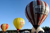 Bělské balonové hemžení 2013
