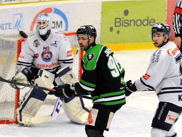 I. hokejová liga, 5. zápas čtvrtfinále: BK Mladá Boleslav - HC Benátky nad Jizerou